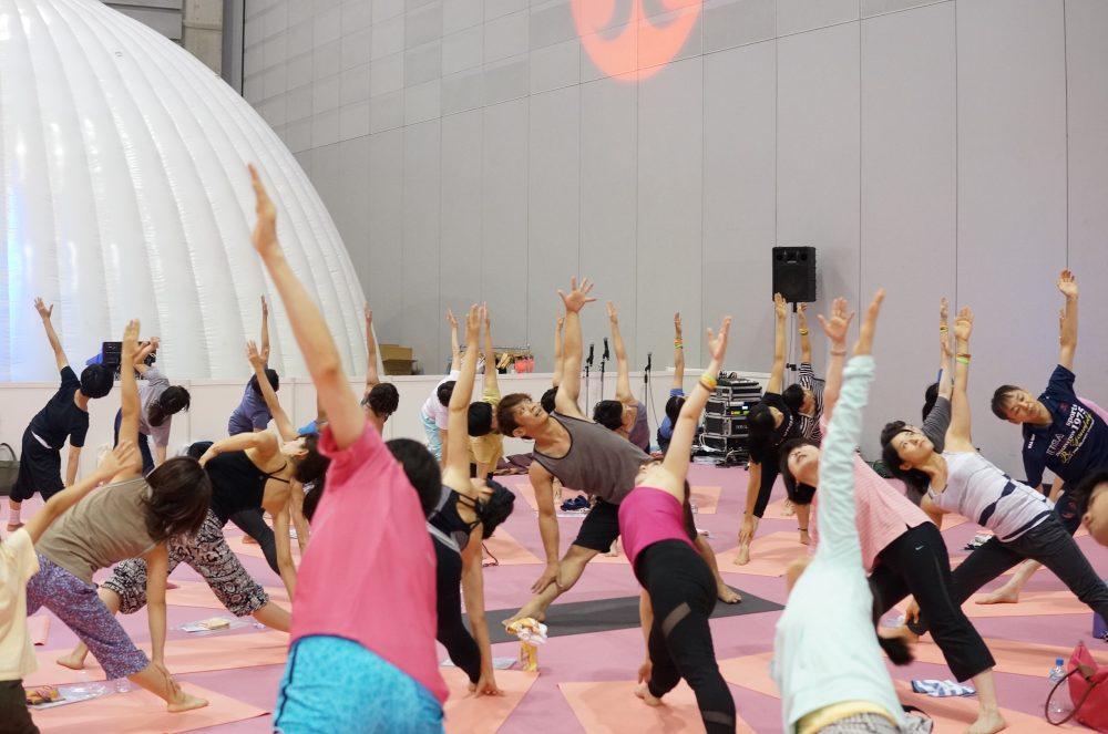 yokohama-yogafest-trialclass(2)