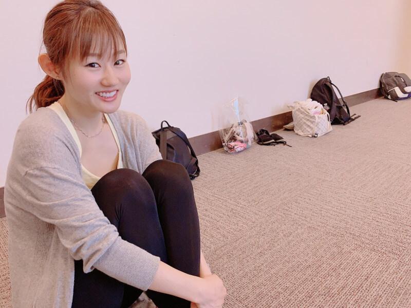 アシスタントのshihoさん