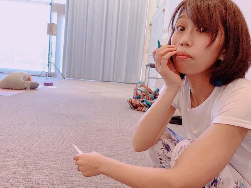 アシスタントのmitsukoさん