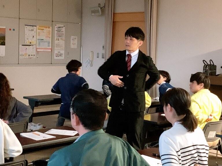 津島市役所「メンタルヘルス&ヨガ講座」