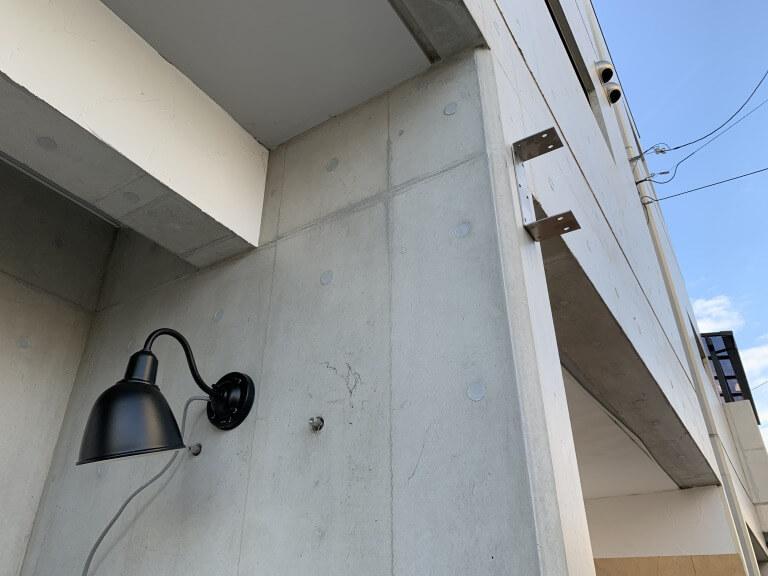 ヨガスタジオ電飾袖看板6